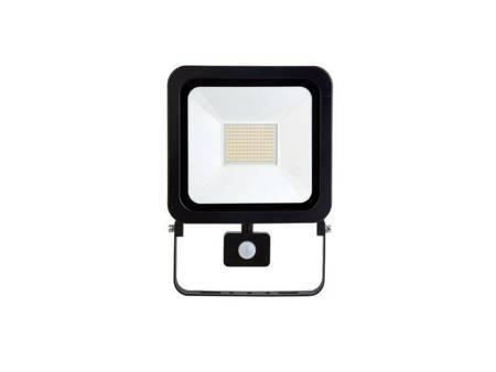 Naświetlacz LED line® PHOTON 100W 8000lm 4000K z czujnikiem ruchu PIR