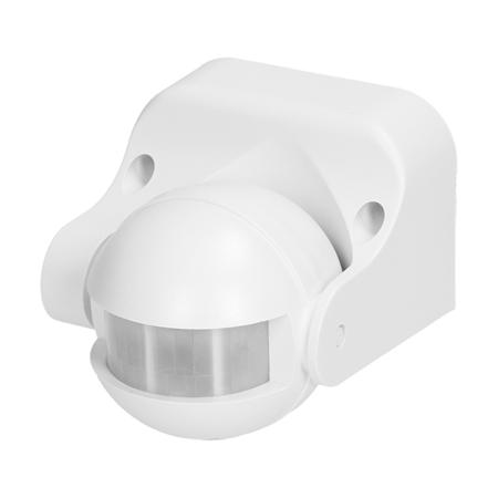 ORNO Czujnik ruchu 180st. pionowa regulacja IP44 230V 1200W biały