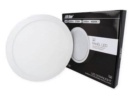 Panel LED line® EasyFix 24W 2300lm 4000K biała dzienna