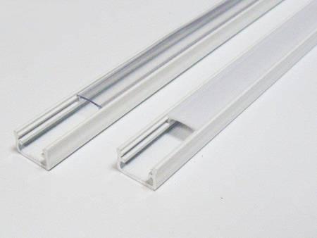 Profil nawierzchniowy biały lakierowany typ A 2 metry