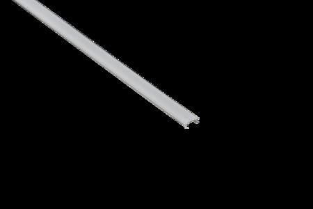 Szybka wciskana SLIM do profilu Lumines typ X mleczna 1 metr