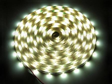 Taśma LED line 150 SMD 3528 biała  neutralna 6200-6700K w powłoce silikonowej IP65 5 metrów