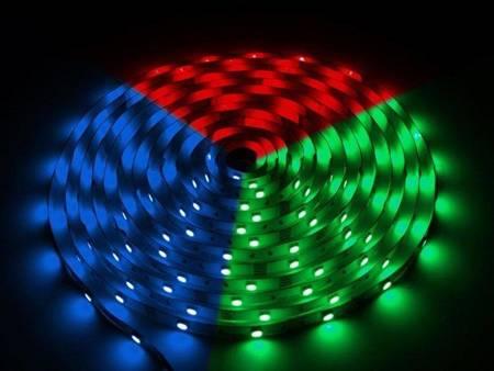 Taśma LED line 150 SMD5060 12V  RGB 5 metrów