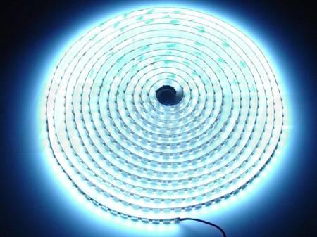 Taśma LED line 600 SMD 3528 biała zimna 10000-13000K 5 metrów