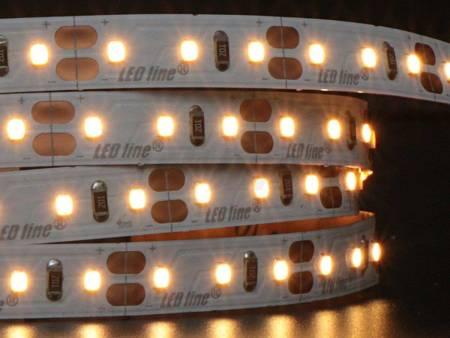Taśma LED line 600 SMD2216 12V biała ciepła 2700-2868K 5 metrów