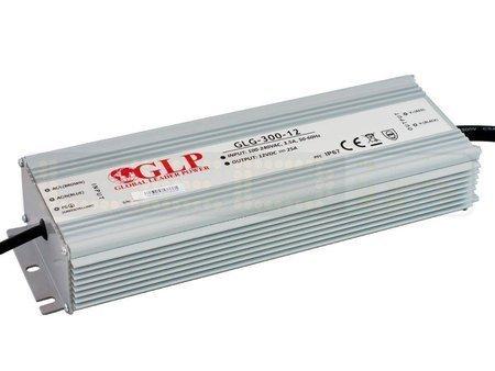 Zasilacz LED GLG-300-12 25A 300W 12V, IP67