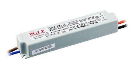 Zasilacz LED GPV-18-24 0,75A 18W 24V IP67