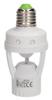 ORNO Gniazdo żarówki z czujnikiem ruchu 360st. E27